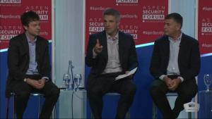 Innovation Unit Director Discusses Technology, National Security at Aspen Security Forum