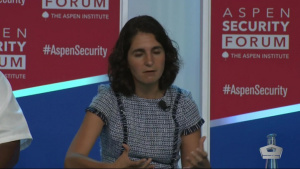 Defense Security Cooperation Agency Director Discusses Alliances at Aspen Security Forum
