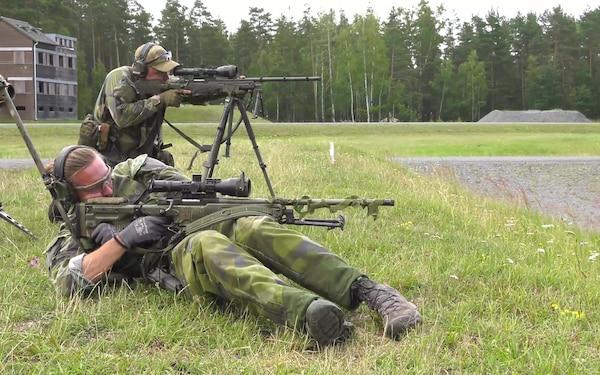 European Best Sniper Team Competition 2019
