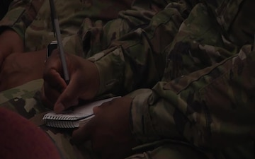 Army Reserve Soldier hones skillset during Paralegal Warrior