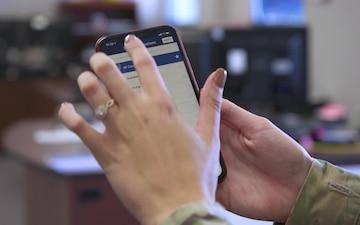 USAF Connect app - Add organization (Keesler Specific)