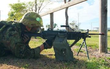 Talisman Saber 2019: Japan Self-Defense Force Attack