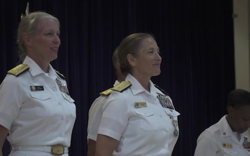 Menoni Takes Helm As Commander, Joint Region Marianas