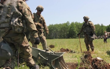 194th Field Artillery focuses on team building