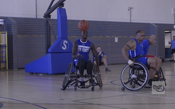 Warrior Fest 2019 Wheelchair Basketball