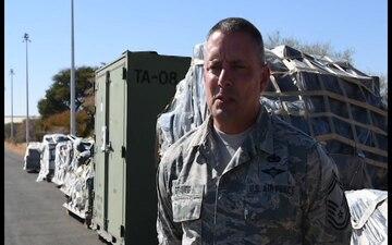 Upward Minuteman 2019: 145th Airlift Wing LRS