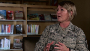 Leaders and Lit: Crucial Converations with Command Chief Master Sgt. Katie McCool