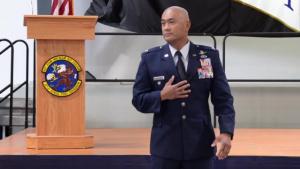 Resiliency Ambassador Colonel Martinez