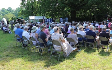Dedication of Mt. Gretna Military Reservation, Soldiers Field