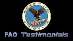 FAO Testimonial - 2