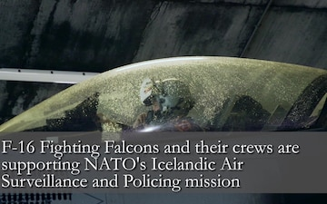 IAS19: 52nd Fighter Wing tackles Icelandic Air Surveillance