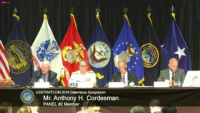 USSTRATCOM Deterrence Symposium 2019 - Panel 2: US/Russia/China Nuclear Programs – Do they catalyze or douse competition?