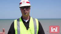 USACE-Buffalo district commander visits Lake County