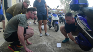 Incirlik Scooter Safety Course