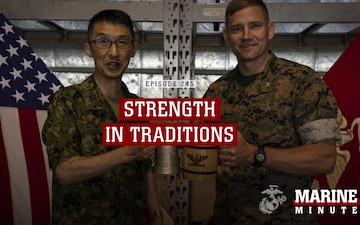 Marine Minute: Strength in Traditions