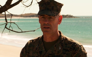 Allied nations conduct amphibious operations during Talisman Sabre 19