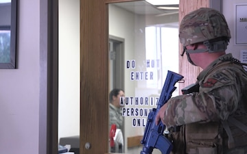 Scarlet Hawk 19-03 (active shooter exercise)
