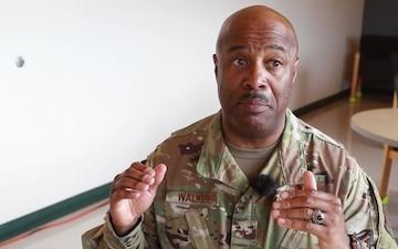 Interview with Brig. Gen. Christopher Walker