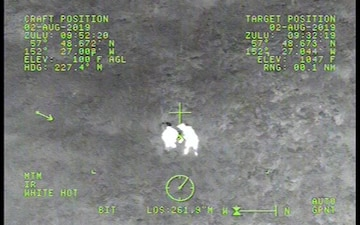 Coast Guard Air Station Kodiak aircrew rescues injured hunter on Kodiak Island, Alaska