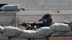 CMSAF visits Goodfellow AFB