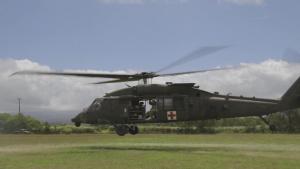 Aeromedical Evacuation Training