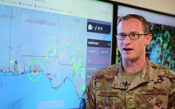 23rd Special Operations Weather Squadron tracks weather to keep Air Commandos ready