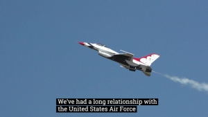 F-AIR Air Show: Enduring Partnership with Colombia