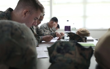 Blinded by the Light | CLB-31 Marines participate in TCCC