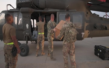Blackhawk Joint Inspection Broll Package