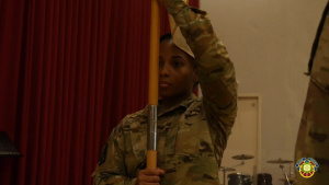 HHC, 184th Sustainment Command Welcomes New Commander