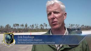 RADAS Mission Continues Despite Hurricane Michael