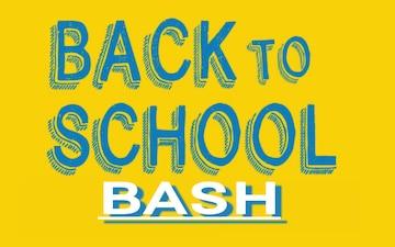 Back-to-school bash hosted for Fort Bragg Warrior Transition Battalion