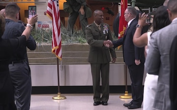 Morehouse Graduate Promoted to General, Director of Marine Corps Intelligence