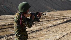 AK-47 Assault Rifle Range