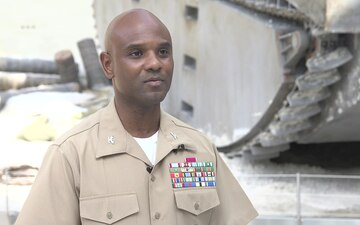 Colonel Stacey L. Taylor Interview