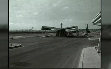 Throwback Thursday - Vandenberg AFB Main Gate