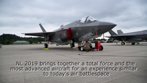 Northern Lightning Exercise 2019: The Beginning