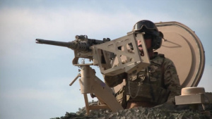 1-5 Field Artillery conducts Live Fire Exercises