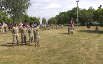 MEDDAC Bavaria Change of Command and Change of Responsibility