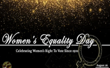 Women's Equality Day Animation