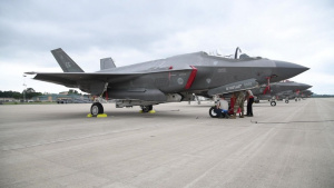33rd Fighter Wing Northern Lightning Day 1_B-roll