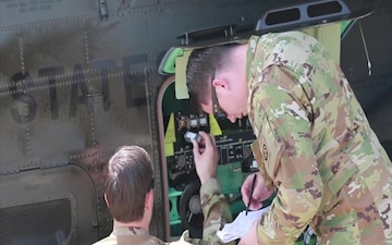 82nd Airborne Division receives new Apaches