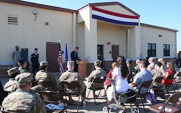 Training Facility Renamed To Honor TSgt Kidd