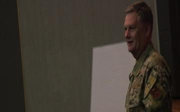 AETC Commander Visits Laughlin AFB