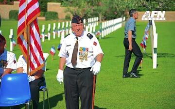 Operation Dragoon 75th Anniversary, Rhone American Cemetery Memorial