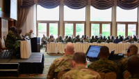 Africa Senior Enlisted Leader Conference - Chiefs of Defense