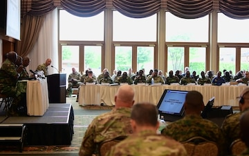 Africa Senior Enlisted Leaders Conference Chiefs of Defense