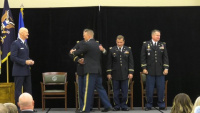 Camp Blanding OCS Class 53 Graduation