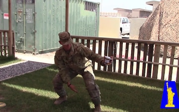 "77th Sustainment Brigade ""Git Up Challenge"" (Short Version)"