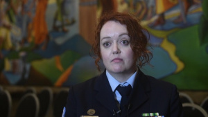 Africa Endeavor 2019 - UN Gender Advisor, Squadron Leader Fiona Pearce